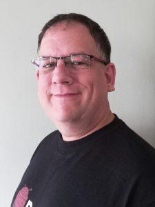 Portrait of Michael Horne